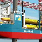 EMR : Un retrofit record d'un navire met en évidence la croissance de l'éolien offshore
