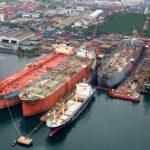 New Cluster of Coronavirus Cases Emerges at Keppel Shipyard